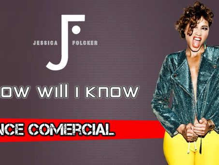 Jessica Folker - How Will I Know | Dance Comercial | By. Alonsso Britto