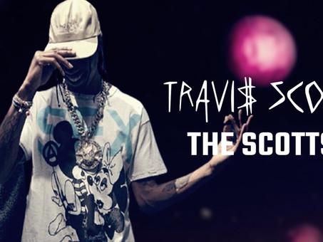 Travis Scott, Kid Cudi - THE SCOTTS (Nandx Remix)