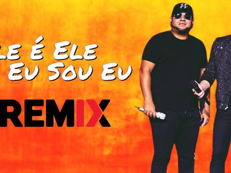 Wesley Safadão e Barões da Pisadinha - Ele é Ele, Eu Sou Eu | Versão Funk | By. DJ BLEBYT Remix