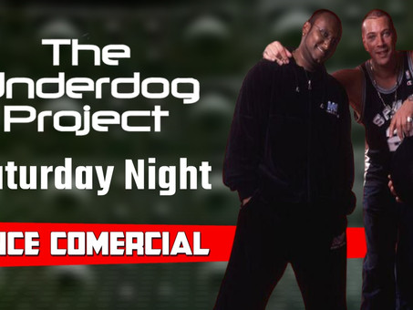 The Underdog Project - Saturday Night   Dance Comercial   By. Marcelo Mix [Remix]