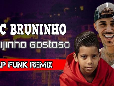 MC Bruninho E MC Livinho - Beijinho Gostoso | TRAP Funk Remix | By. FZIRO