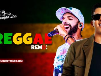 MEGA REGGAE REMIX #001 | Zé Vaqueiro, Unha Pintada, MC Pedrinho | Remix 2021