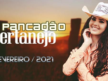 Mega Pancadão Sertanejo | Eletronejo | Fevereiro 2021