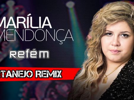 Marília Mendonça - Refém | Reggae Remix | By. DJ Carlos Pedra
