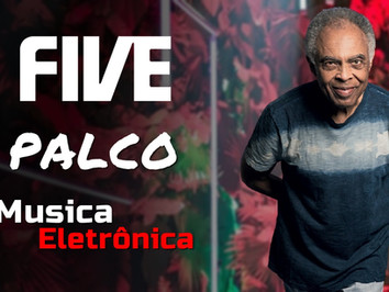 Gilberto Gil - Palco [Extended]   Musica Eletrônica   By. Mauricio Cury Remix