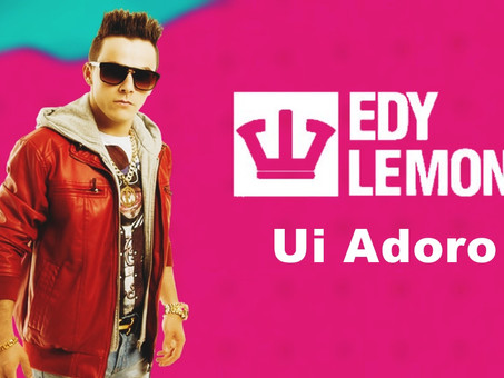 Edy Lemond - Ui Adoro   Eletro Funk Remix   By. DJ Cleber Mix