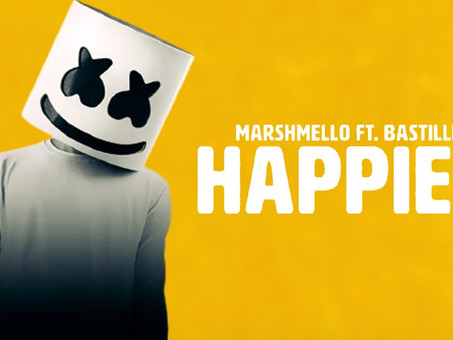 Marshmello ft. Bastille - Happier | Musica Eletrônica | By. Lazy Bear, Dolphin Extended Mix