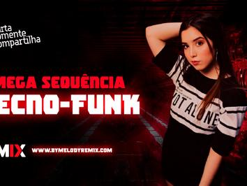 TECNO-FUNK #001 | Junior Santorini, DJ Junior Sales, Romeu, MC Zaquin, Rei da Lacoste | Remix 2021