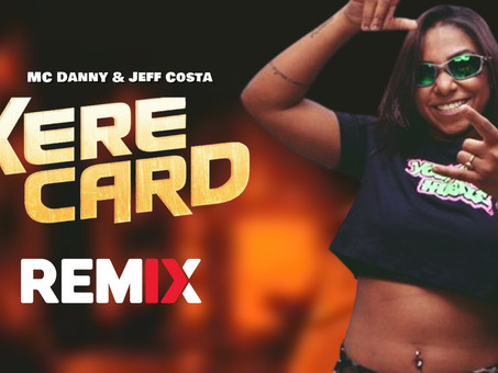 MC Danny & Jeff Costa - XERECARD | Versão Piseiro | By. DJKCassiano Remix