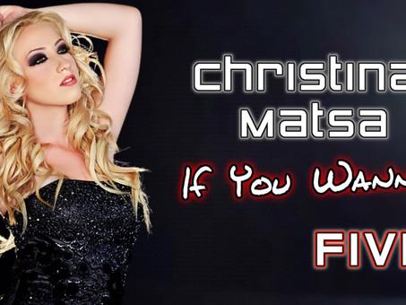 Christina Matsa - If You Wanna (Hudson Leite & Thaellysson Pablo Remix)