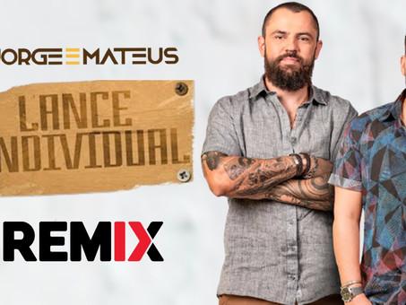 Jorge & Mateus - Lance Individual | Versão Funk | By. DJ Garcez Remix
