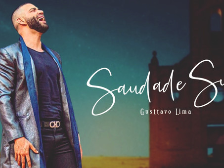 Gusttavo Lima - Saudade Sua   Sertanejo Remix   By. Dj Batata CWB