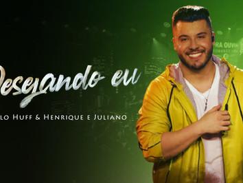 Murilo Huff & Henrique e Juliano - Desejando Eu | Sertanejo Remix | By. DJ Cleber Mix