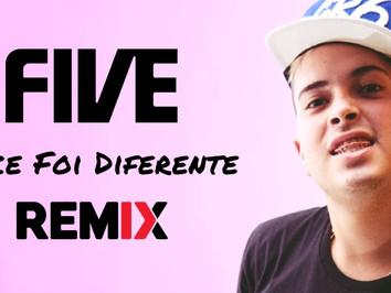 Mc G15 - Você Foi Diferente   Eletro Funk Remix   By. William Mix