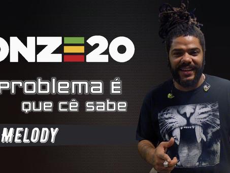 Onze 20 - O Problema É Que Cê Sabe   Remix By. TronLoud
