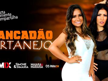 MEGA PANCADÃO #025 | Simone & Simaria, Maiara & Maraisa, Os Parazin | Sertanejo Remix 2021