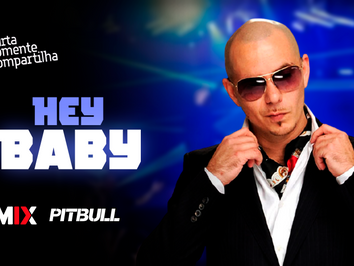Pitbull feat. T-Pain - Hey Baby | Musica Eletrônica | By. M4CSON x ReCharged Bootleg (Extended)