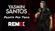 Yasmin Santos - Pronta Pra Trair | Sertanejo Remix | By. DJ Cleber Mix