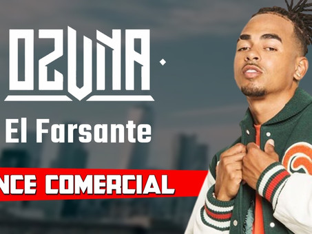 Ozuna - El Farsante   Dance Comercial   By. Natan Music [Remix]