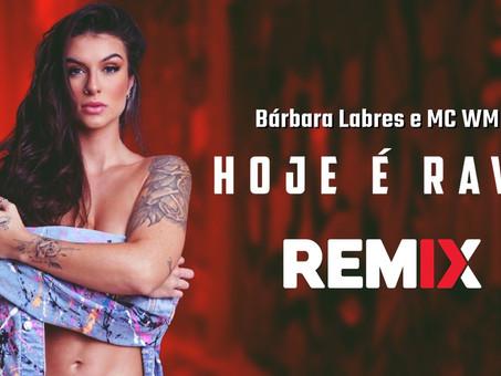 Bárbara Labres e MC WM - Hoje É Rave   Eletro Funk   By. HÜVE Safa Flip