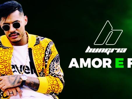 Hungria Hip Hop - Amor e Fé | Reggae Remix | By. Theemotion