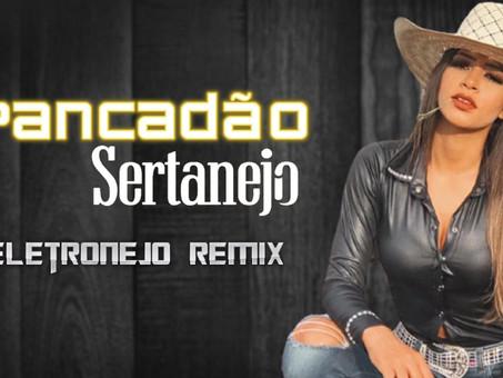 Mega Pancadão Sertanejo  Top Sertanejo Remix  Eletronejo 2021