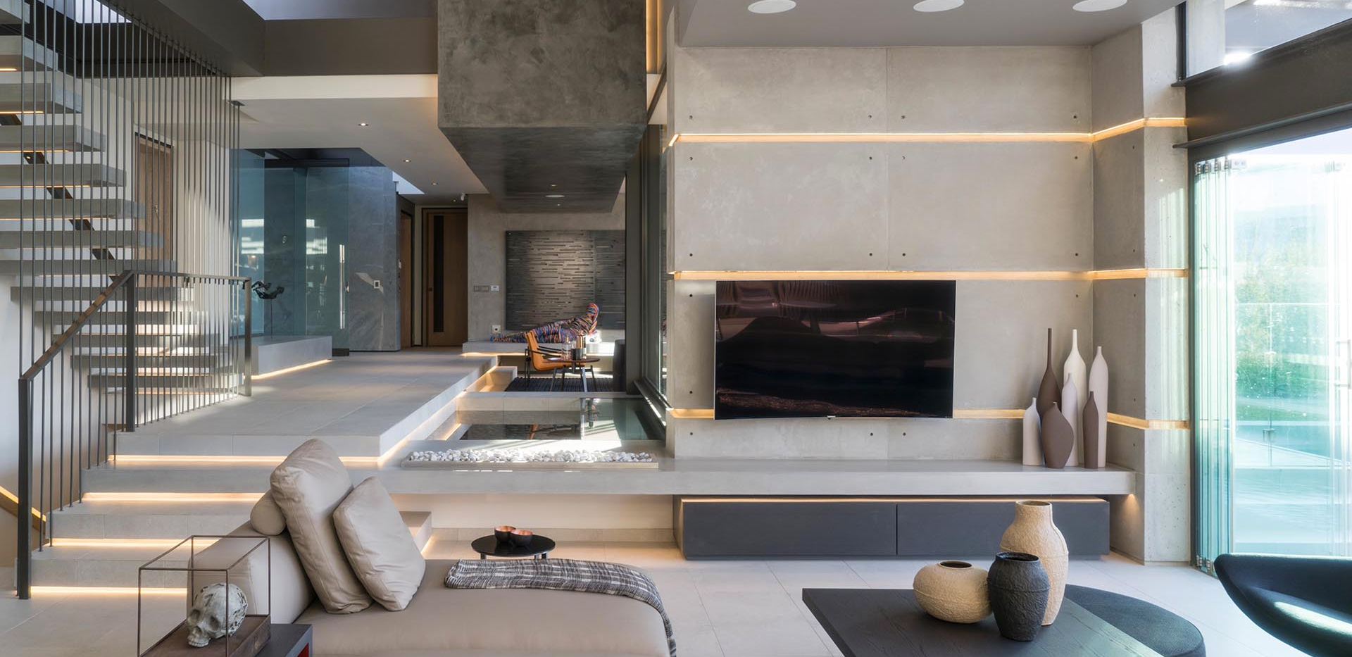 Faim interior decor