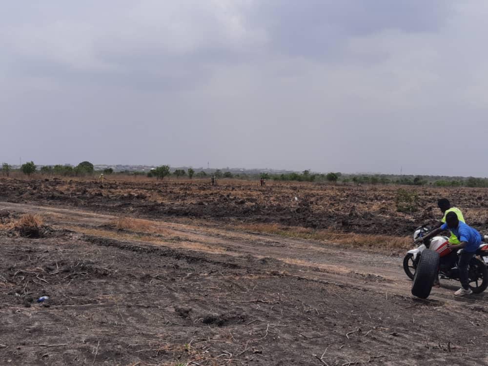Faim Land Site Visits