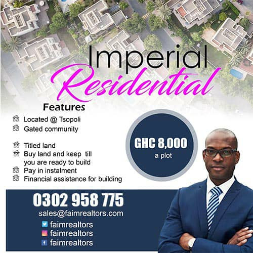 Faim - Imperial Residential Project