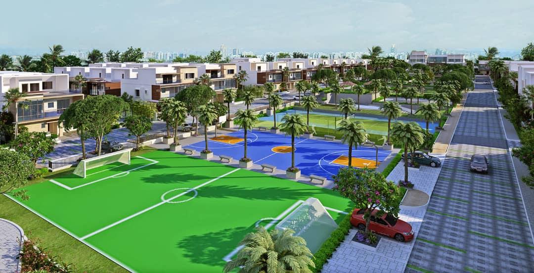 Faim - Imperial Residential 3D Plan