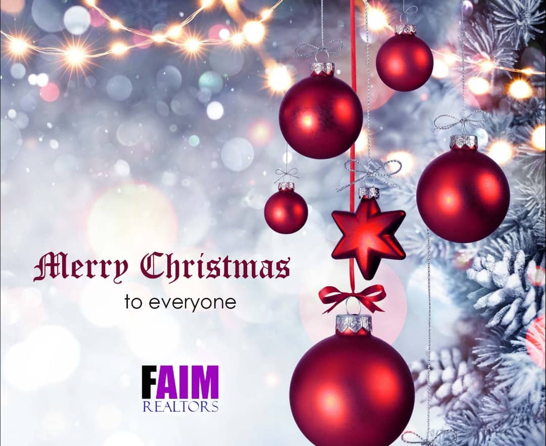 Seasons Greetings from Faim