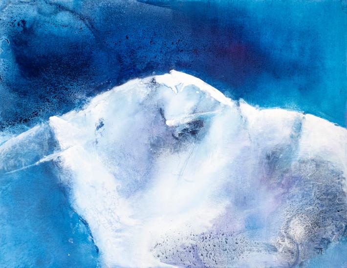 Blaue Berge - VERKAUFT