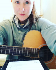 Working on songs