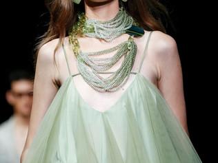 Ksenia _K  for Emporio Armani Ready To Wear Spring Summer 2020 Milan
