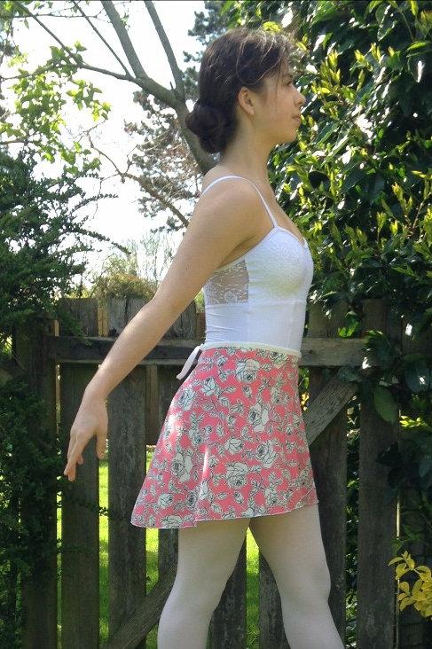 Belle in Hot Pink