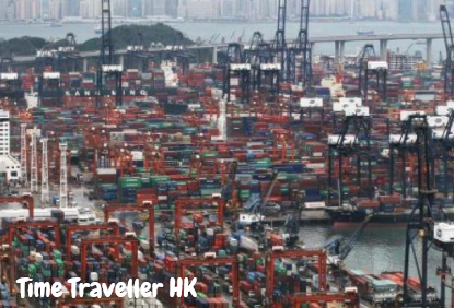 Kwai Chung Container Terminal (Kevin Guo)