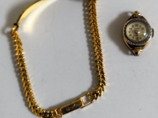 An antique watch (Winnie Lam)