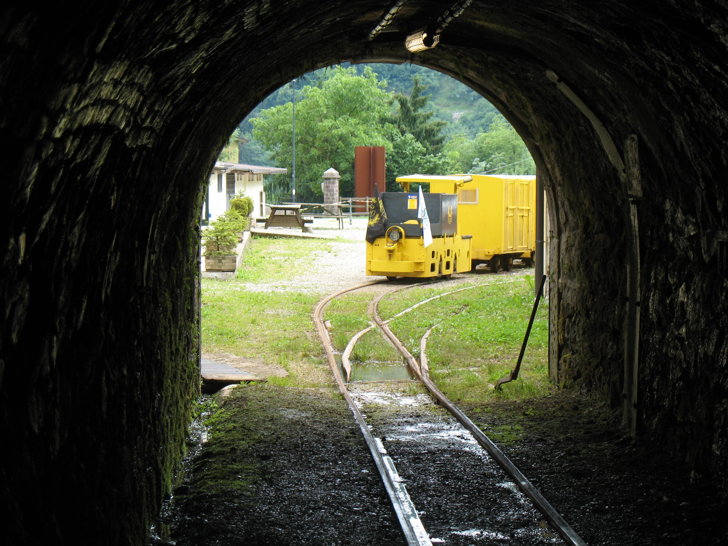 Entrata del trenino