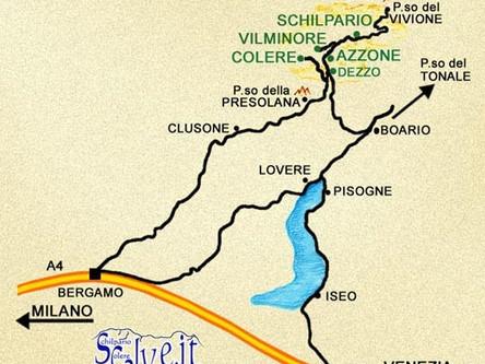 La Valle di Scalve e la sua vocazione mineraria