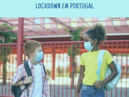 A FLEXIBILIZAÇÃO DO LOCKDOWN EM PORTUGAL