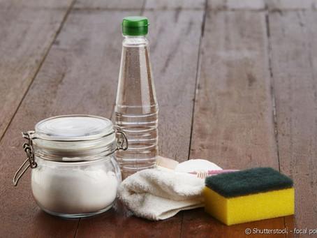 Dicas de limpeza: uso do vinagre
