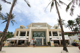 A place where Luxury meets Convenience: The District Boracay