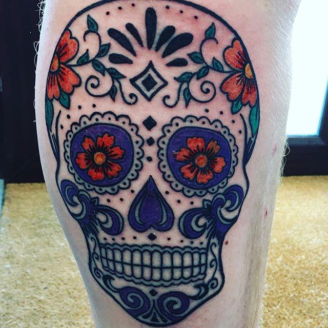 #tattoo #ink #legtattoo #professionaltat
