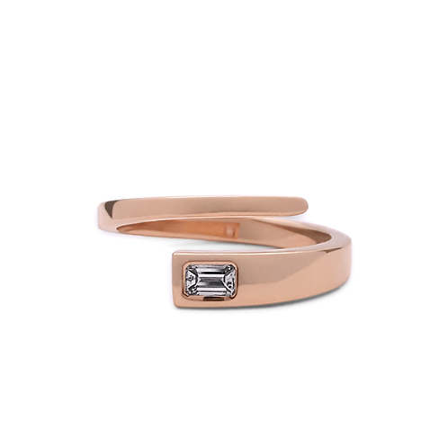 Buttercup Ring - Rose (Pink) Gold EM