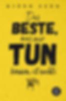Das Beste was wir tun können ist nichts Björn Kerrn Cover