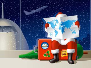 5 consejos para irte tranquilo de vacaciones en Navidad