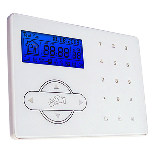 Alarma con RFID
