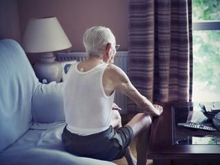 Consejos de seguridad para ancianos que viven solos