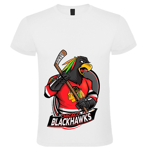 CAMISETA CHICAGO BLACKHAWKS