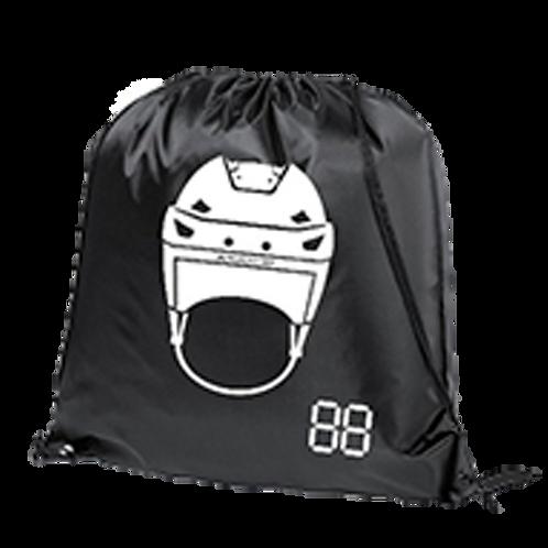 Bolsa protectora para casco